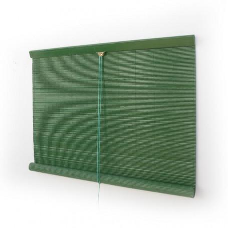 Persiana esterilla para interior de madera MiniCeylan