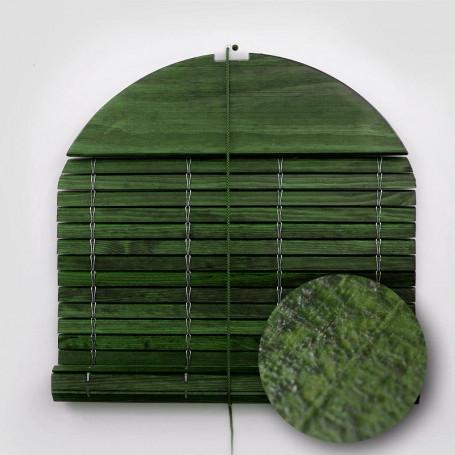 persiana-cadenilla-madera-montante-semicircular--cp-verde-rustico