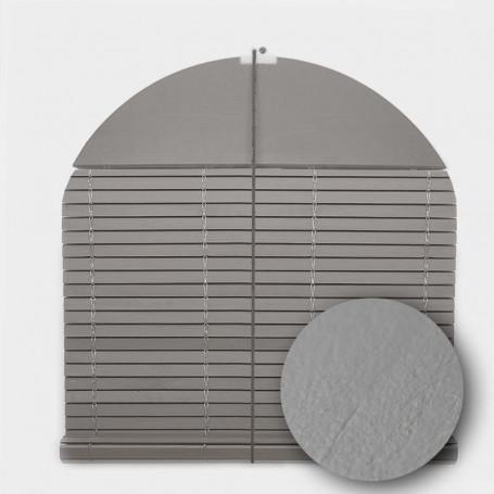 persiana-cadenilla-madera-montante-semicircular--cp-gris-pintada