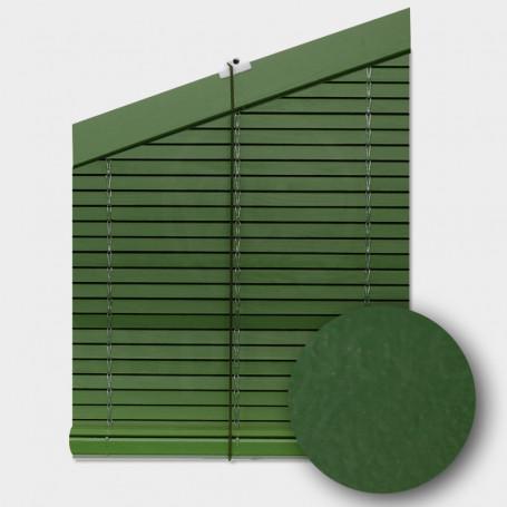 persiana-verde-madera-pintada-cp-cabezal-triangular